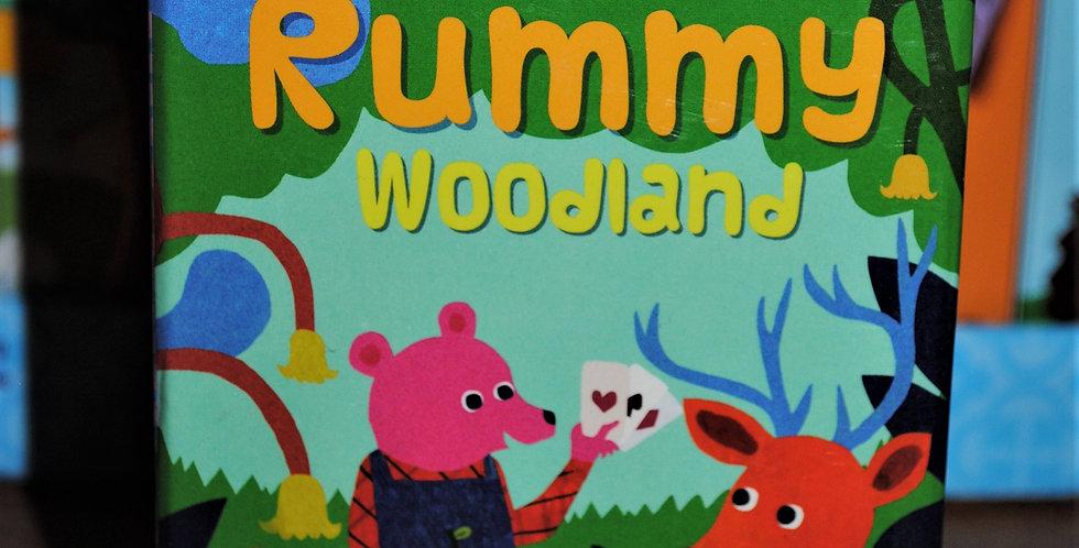 Card game - Rummy Woodland
