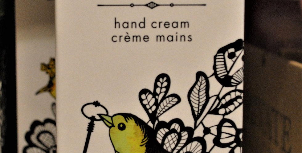 Hand cream - Eucalyptus