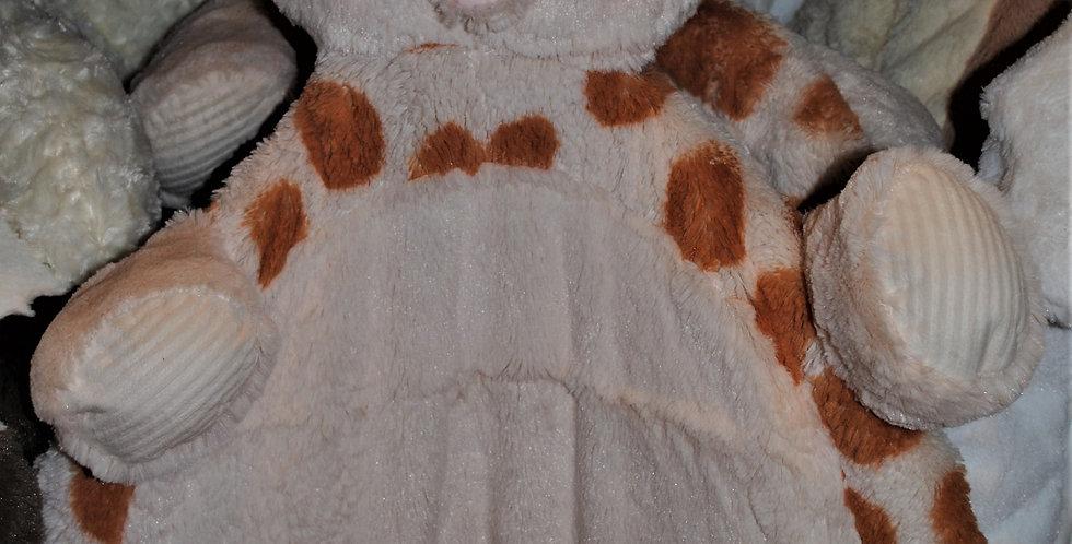 Baby play mat - giraffe