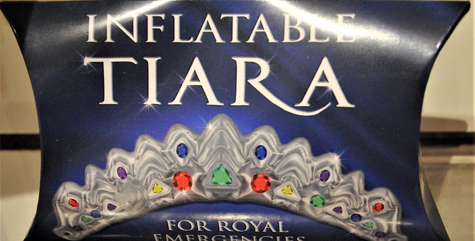 Inlatable Tiara