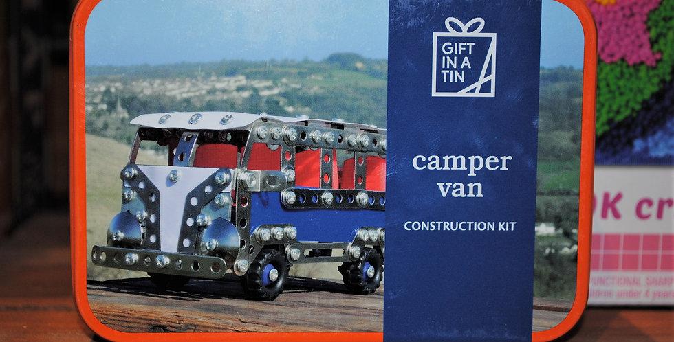 Gift tin - Camper van