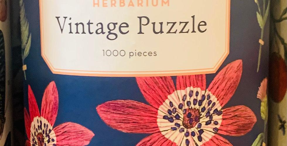 Puzzle - Herbarium