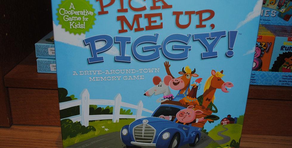 Pick me up, Piggy game