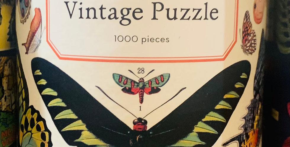 Puzzle - Butterflies