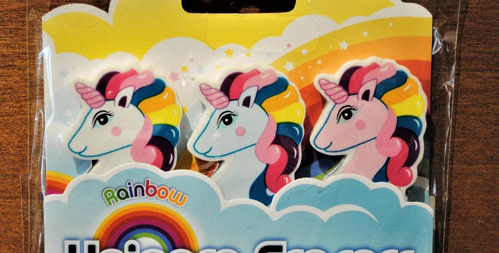Erasers - Unicorn