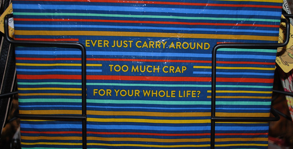 Zipper pouch - Ever just carry...