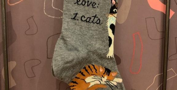 Womens crew sock