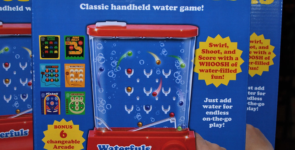 Waterfuls game