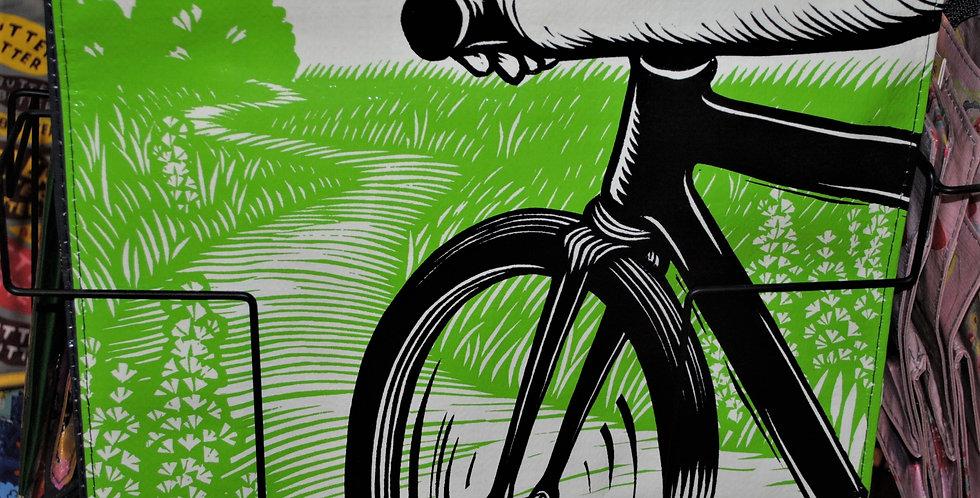 Shopping tote - Bike