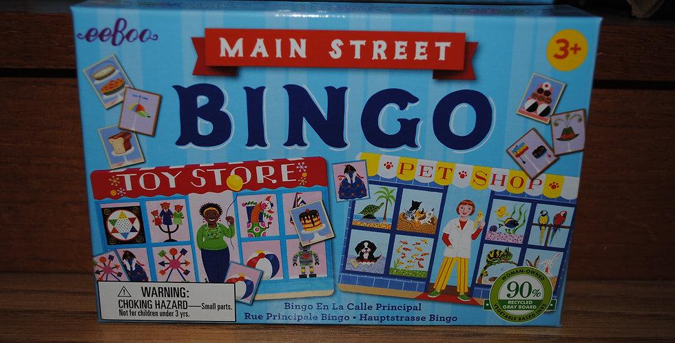 Bingo - Main Street