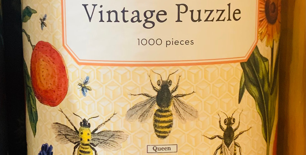Puzzle - Bees & Honey