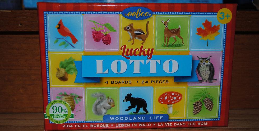 Lucky Lotto game