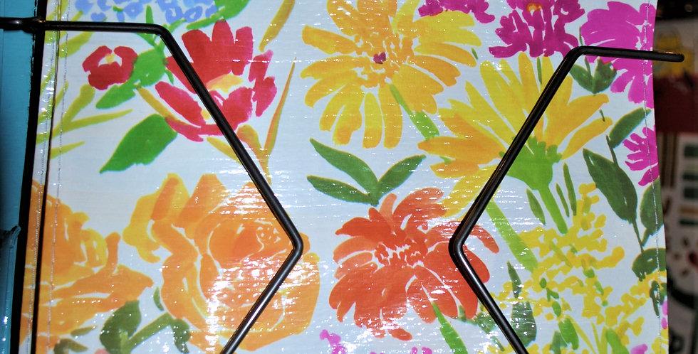 Handy tote - Flower garden