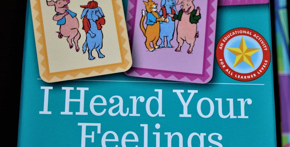 I Heard your Feelings cards