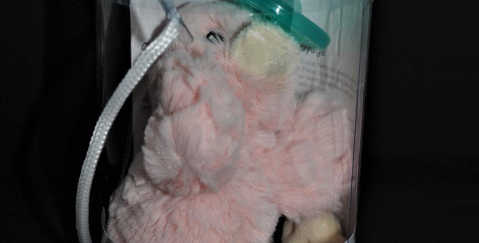 Wubbanub - pink chic