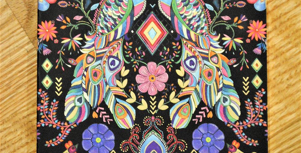 Journal - Peacocks