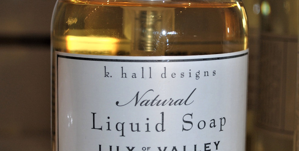 Hand soap - Lily of the Valley