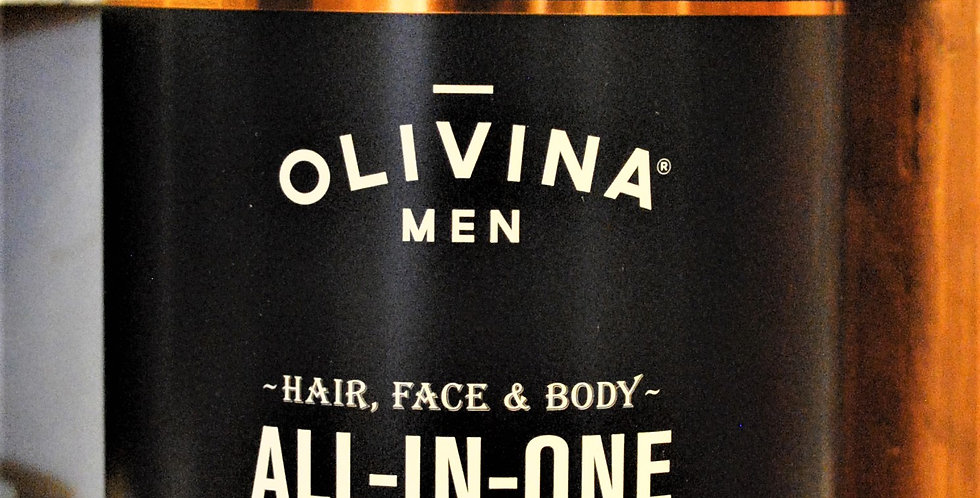 All-in-one Body Wash - Bourbon Cedar