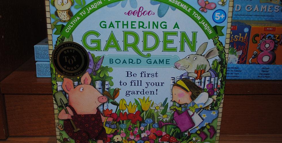 Gathering a Garden game