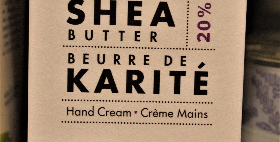 Shea butter hand cream -Lavender