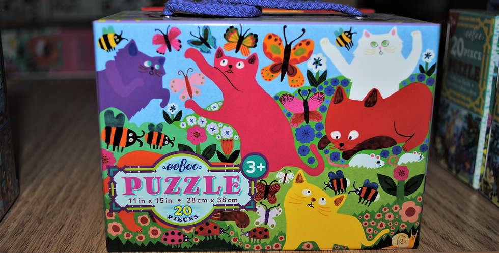 Puzzle - Cats