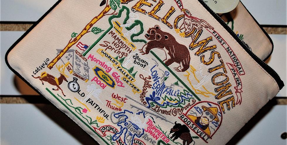 Cosmetic bag - Yellowstone