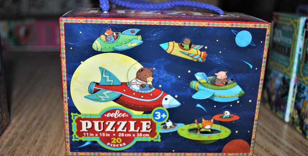 Puzzle - Space