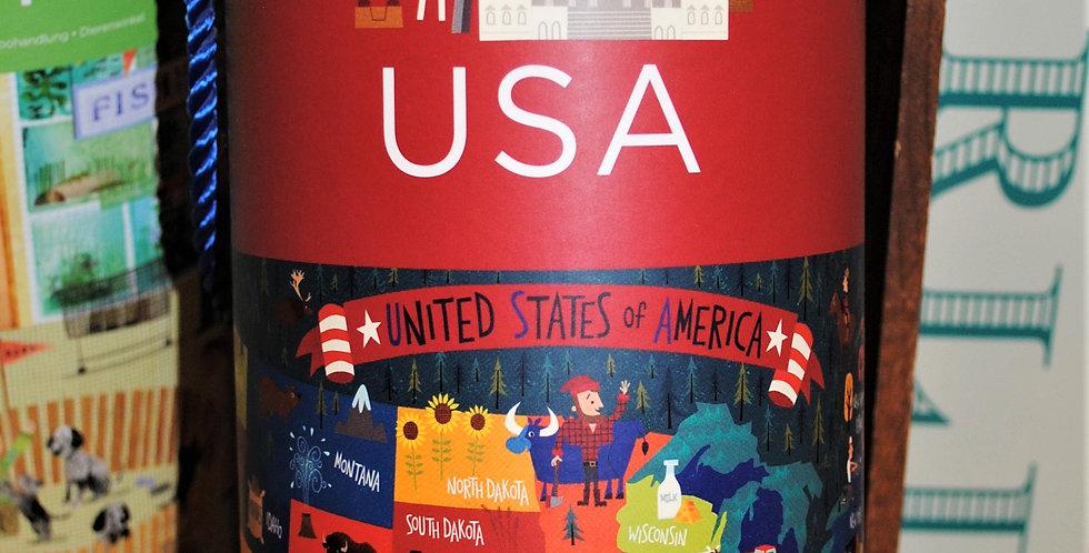 Puzzle - USA