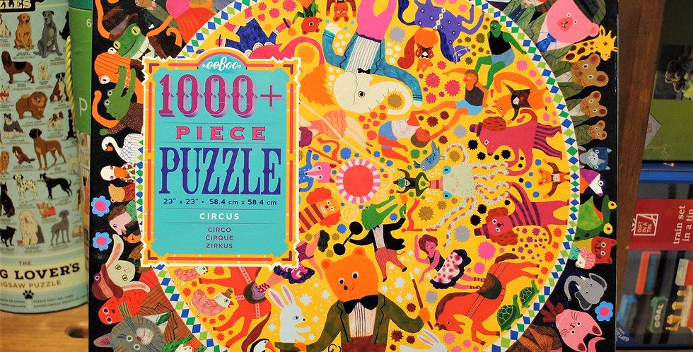 Puzzle - Circus