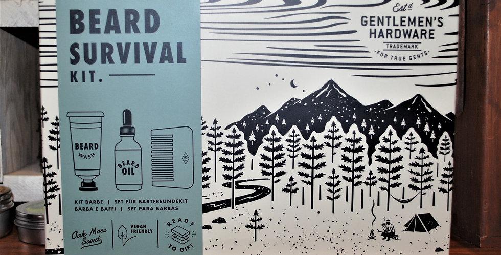 Beard survival kit