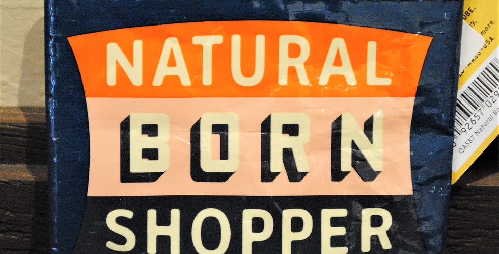 Coin purse - Natural born shopper