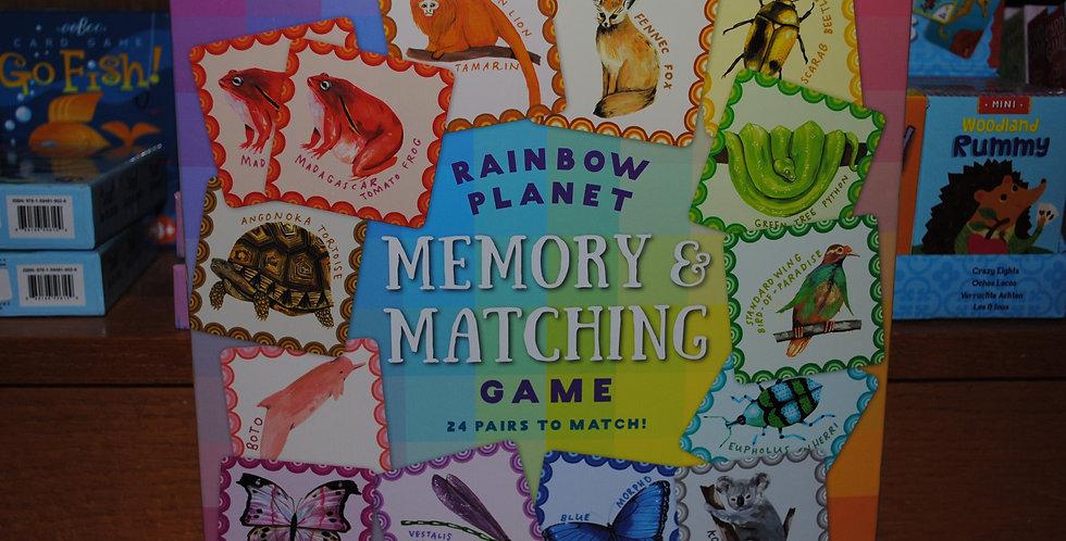 Memory & Matching game