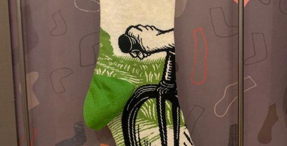 Mens crew sock
