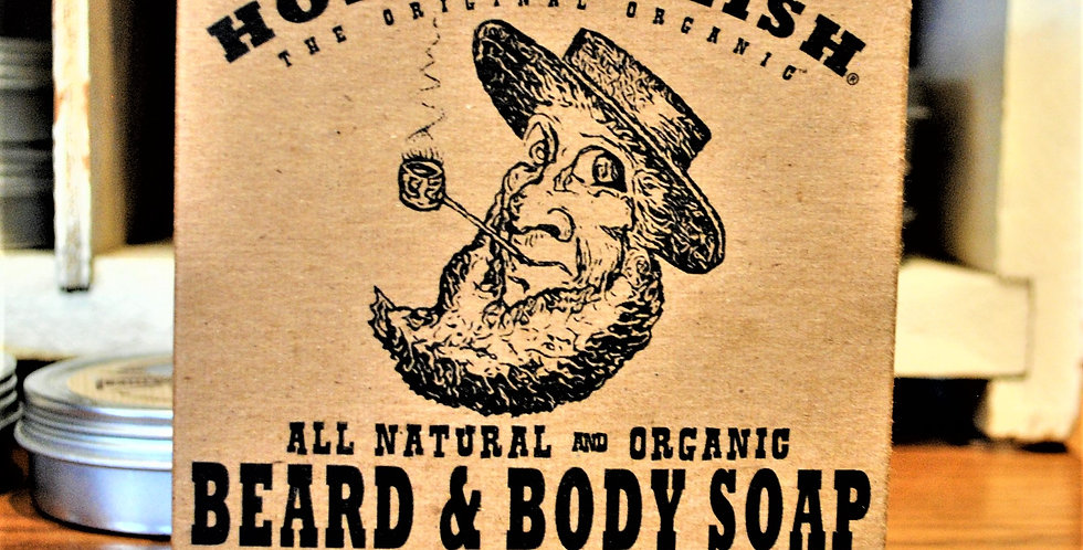 Beard & Body soap