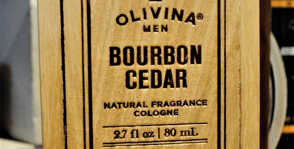 Cologne Bourbon cedar