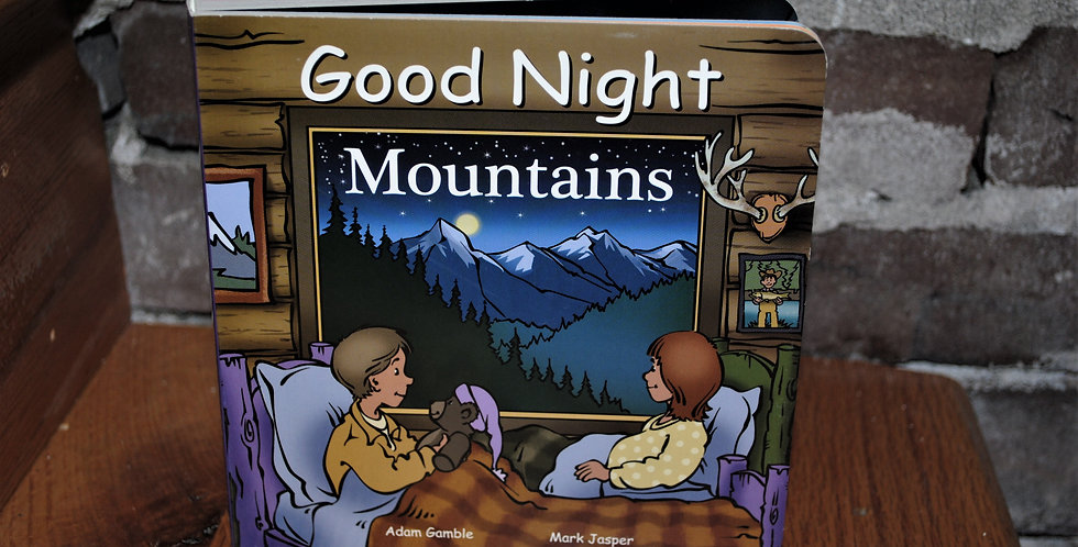 Mini book - Good night series