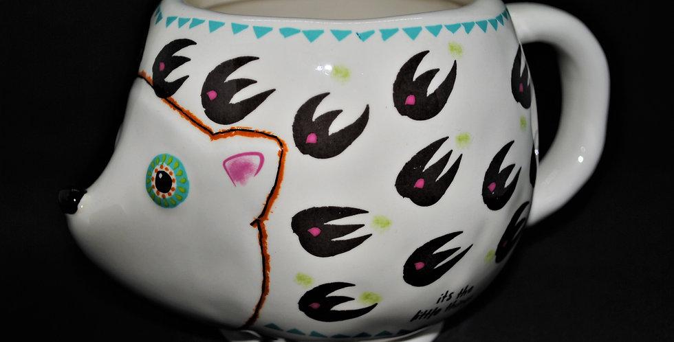 It's the little things ceramic mug