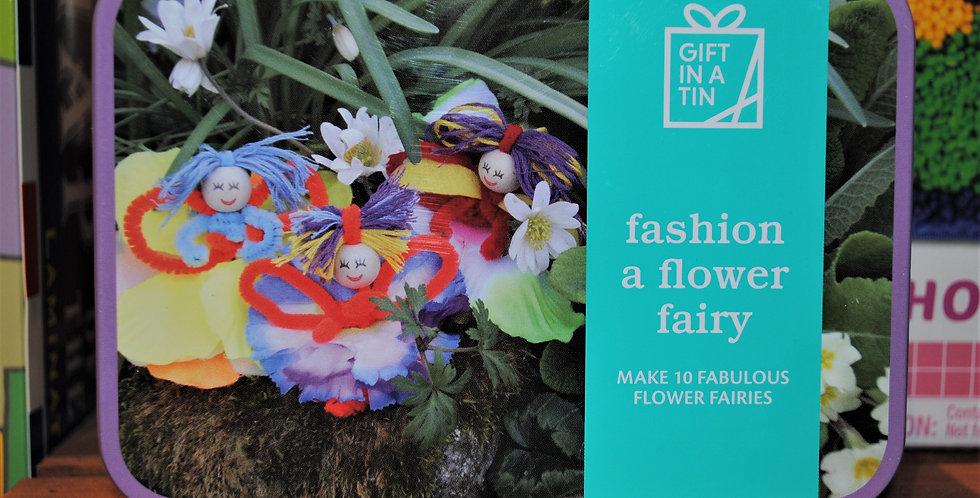 Gift tin - Flower fairy