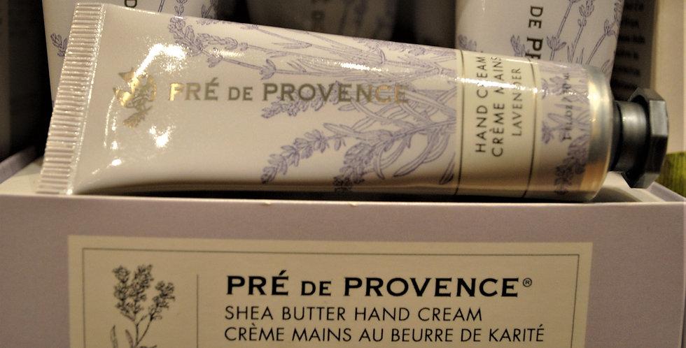 Shea butter hand cream tube - Lavender