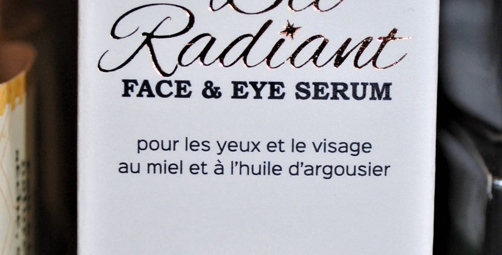 Face & Eye Serum