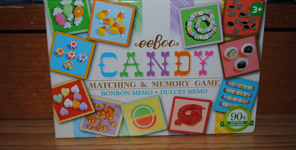 Candy Matching & Memory game