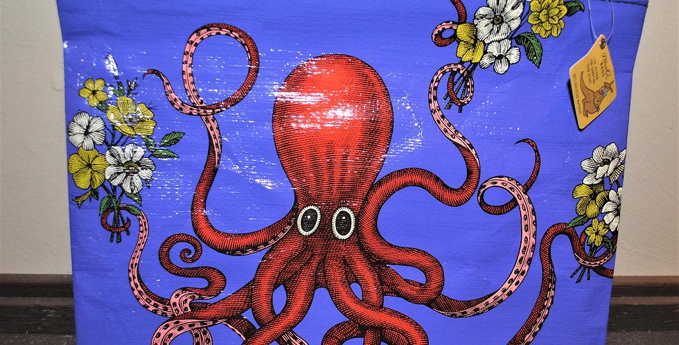 Zipper pouch - Octopus