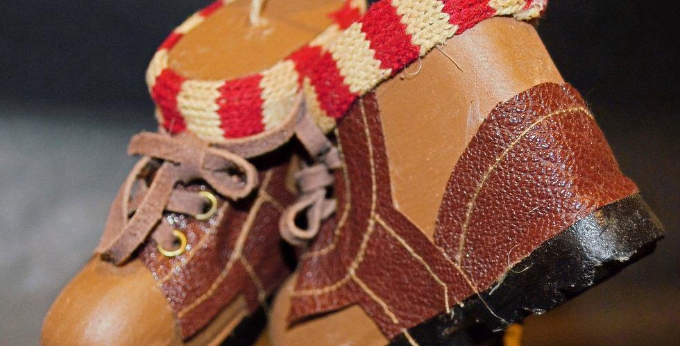 Christmas ornament - Hiking boots