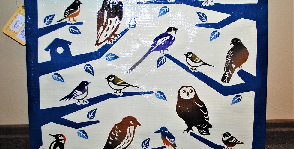 Zipper pouch - Birdland