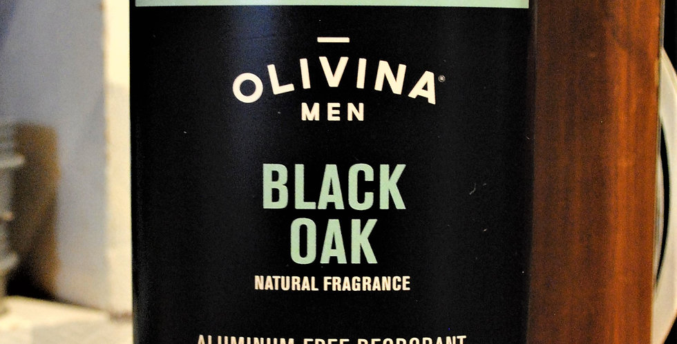 Deodorant Black 0ak