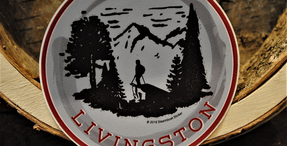 Sticker - Livingston