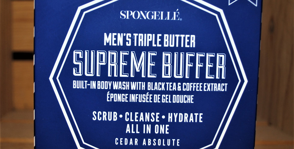Men's triple butter Supreme buffer