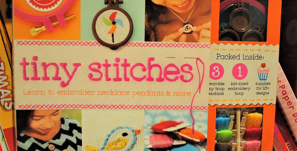 Tiny Stitches kit