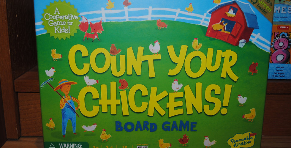 Count You Chickens game