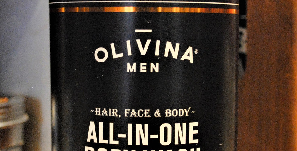 All-in-one Body Wash - Ginger Beer